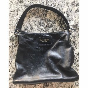 Black Kate Spade ♠️ purse